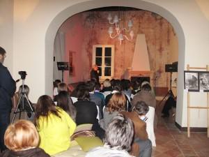 Performance teatrale del Divin Poeta al Castello Ducale e Mostra fotografica