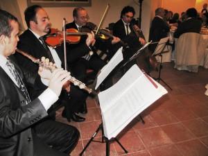 Quartetto diretto dal Maestro Mario Ricciardi