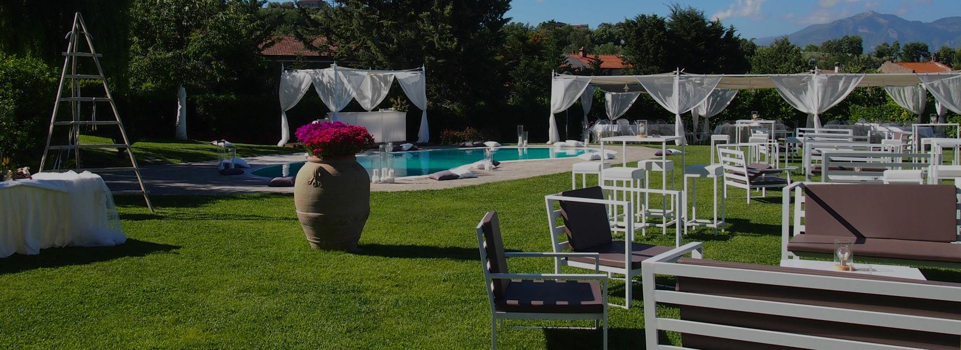 Villa location per matrimoni cerimonie ricevimenti e soggiorni in provincia di caserta - Piscine caserta e provincia ...