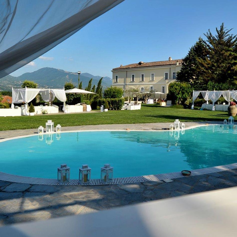 Location storica cerimonie matrimoni ricevimenti hotel - Piscine a catania e provincia ...