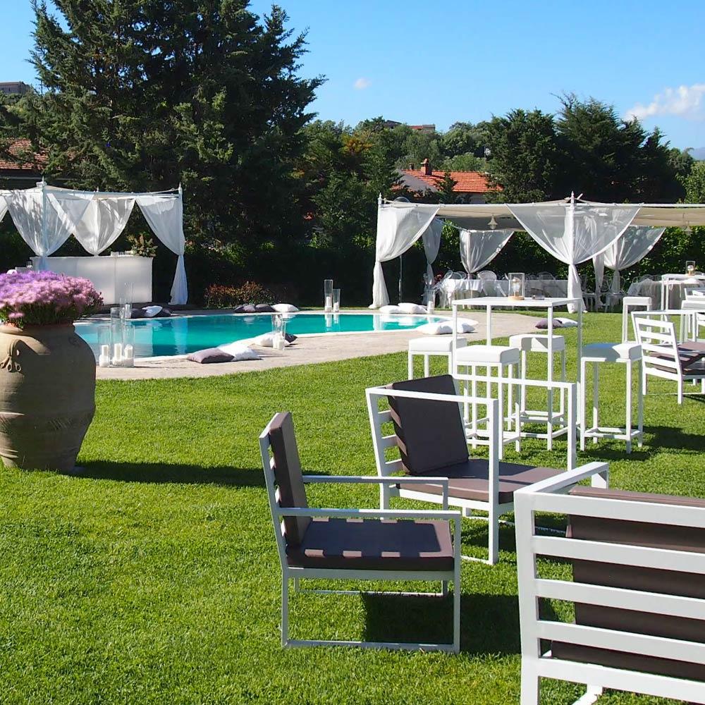 Matrimonio in villa storica a caserta ricevimento di for Sedute per piscine